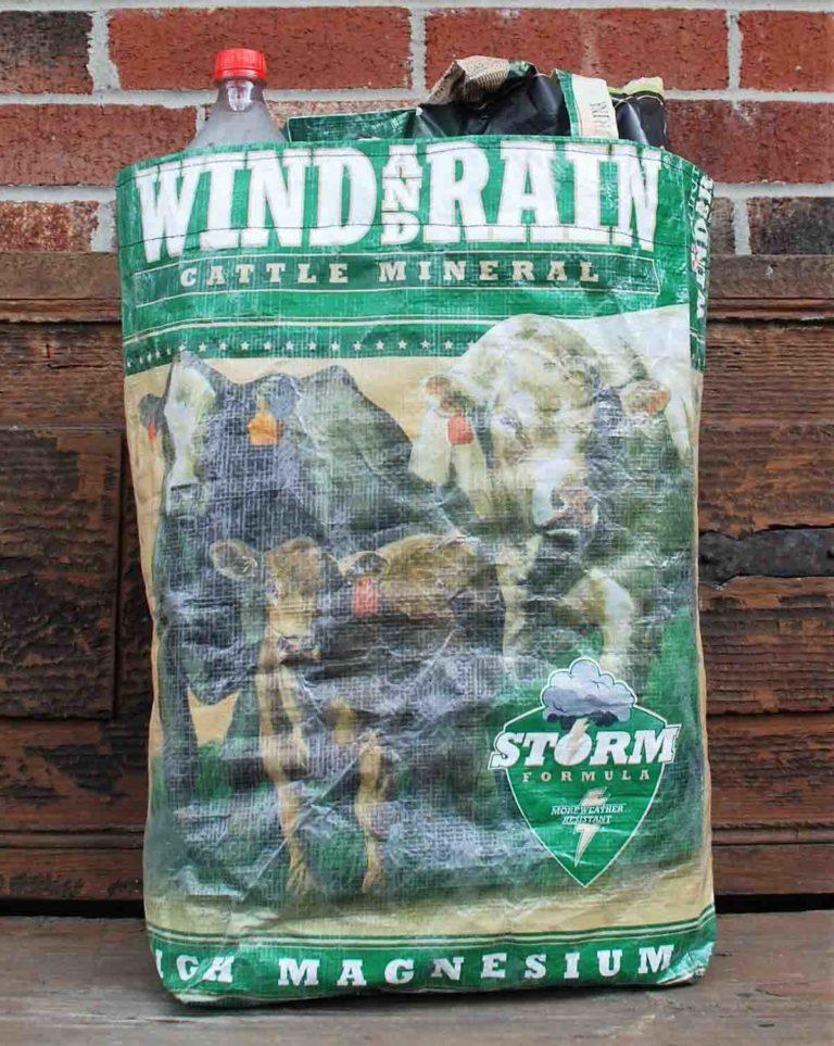 Wind & Rain Ag Bag