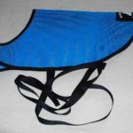 Light Blue Field Trial Blanket