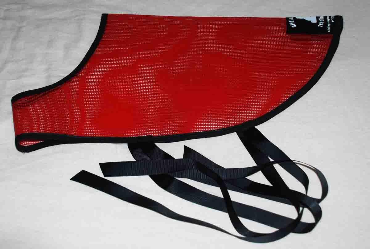 Red Field Trial Blanket