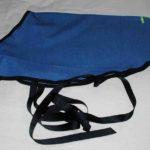 Solid Blue Field Trial Blanket