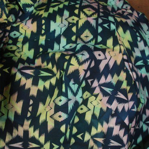 Ladies Batik Blouse