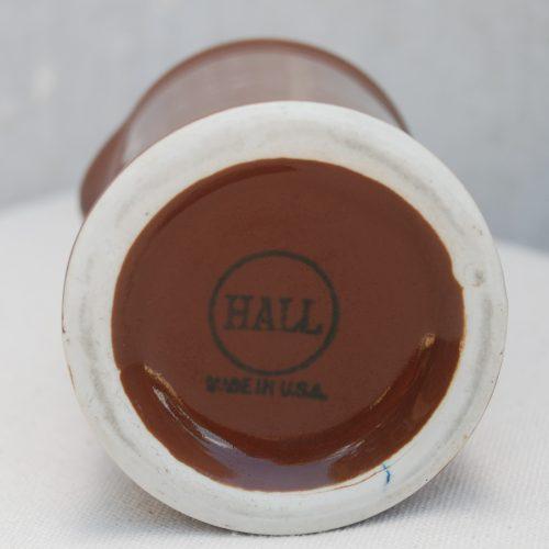 Hall Brown Creamer